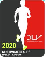 Logo DLV Volkslauf